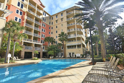 Panama City Beach Condo/Townhouse For Sale: 4000 Marriott Drive #3505