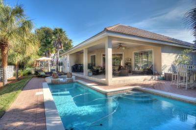 Destin Single Family Home For Sale: 129 Tranquility Lane