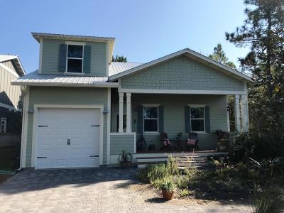 Santa Rosa Beach Single Family Home For Sale: 232 Marlberry Trace