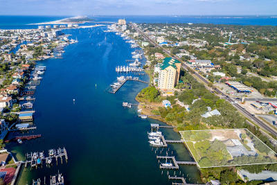 Destin Residential Lots & Land For Sale: 718 Harbor Boulevard