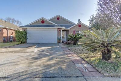 Fort Walton Beach Single Family Home For Sale: 1604 Fenwick Avenue