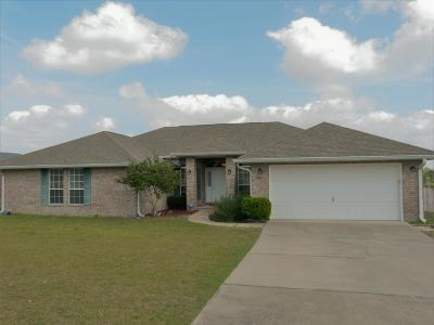 Crestview Single Family Home For Sale: 308 Sidewinder Loop