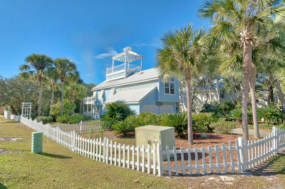 Inlet Beach Single Family Home For Sale: 81 Seabreeze Court