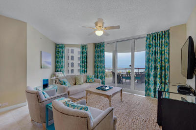 Navarre Condo/Townhouse For Sale: 8501 Gulf Boulevard #3B