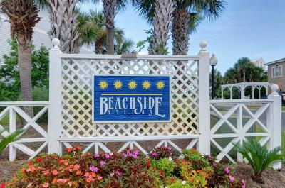 Santa Rosa Beach Condo/Townhouse For Sale: 11 Beachside Drive #UNIT 123