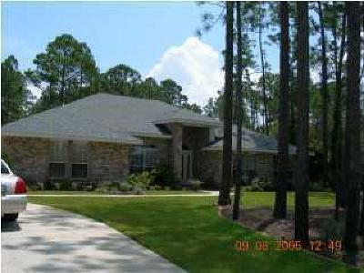 Santa Rosa Beach Single Family Home For Sale: 714 Driftwood Point Road