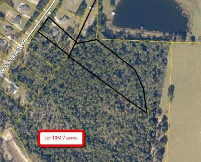 Laurel Hill Single Family Home For Sale: 6537 Welannee Boulevard