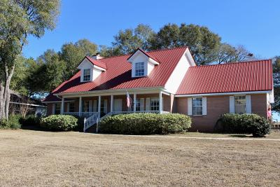 Defuniak Springs Single Family Home For Sale: 661 Country Club Drive