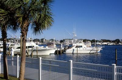 Destin FL Boat Slip For Sale: $137,500