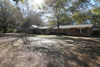 Lynn Haven Single Family Home For Sale: 816 E Pierson Drive