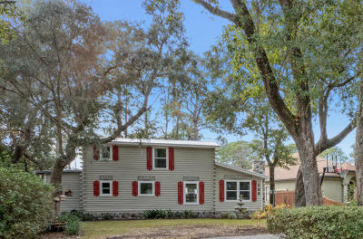 Santa Rosa Beach Single Family Home For Sale: 183 Bay Circle Drive