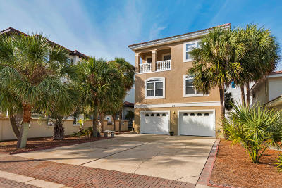 Destin Single Family Home For Sale: 139 Sandprint Circle