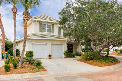 Destin Single Family Home For Sale: 98 Cayman Cove
