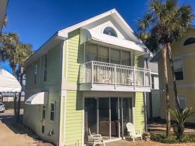 Destin Condo/Townhouse For Sale: 69 Crystal Beach Drive #UNIT 12