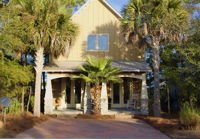 Santa Rosa Beach Single Family Home For Sale: 48 Classic Court Lane