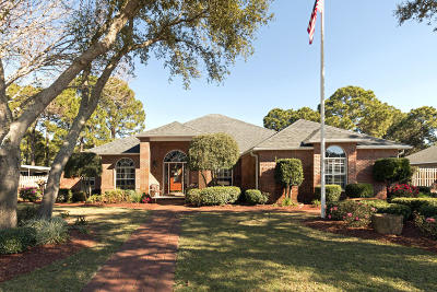 Destin Single Family Home For Sale: 4039 Kats Court