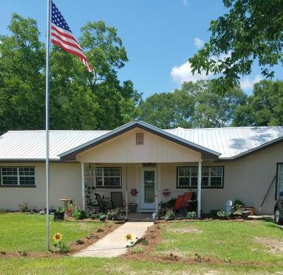Laurel Hill Single Family Home For Sale: 97 Parker Ln