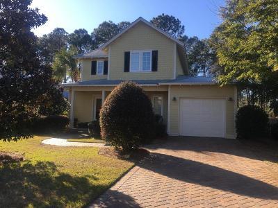 Santa Rosa Beach Single Family Home For Sale: 286 Carson Oaks Lane