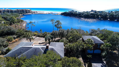 Santa Rosa Beach FL Single Family Home For Sale: $7,500,000