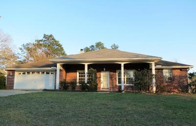 Crestview Single Family Home For Sale: 527 Ridge Lake Road