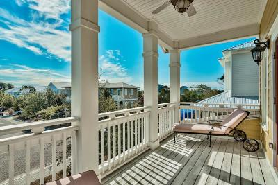 Santa Rosa Beach Single Family Home For Sale: 240 Morgans Trail