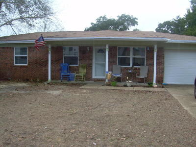 Shalimar Single Family Home For Sale: 63 Fawn Lane