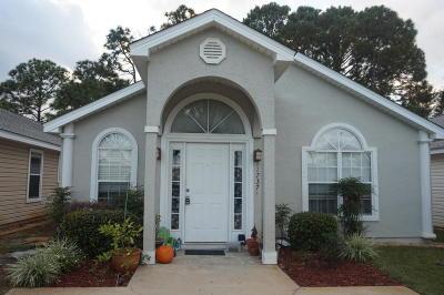 Panama City Beach Single Family Home For Sale: 11737 Sand Castle Lane
