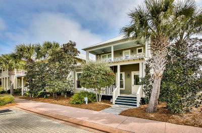 Santa Rosa Beach Single Family Home For Sale: 410 Cypress Drive