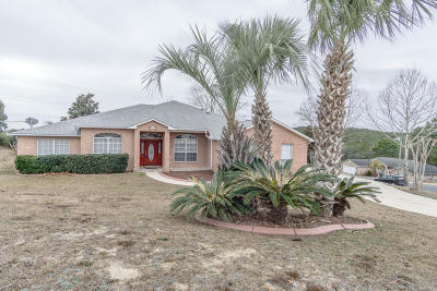 Crestview Single Family Home For Sale: 435 Jillian Drive