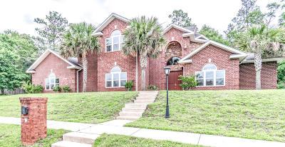 Crestview Single Family Home For Sale: 3085 Zach Avenue