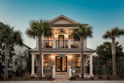Seacrest Single Family Home For Sale: 396 Beach Bike Way
