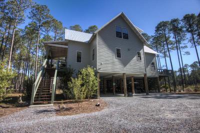 Panama City Beach Single Family Home For Sale: 6603 Button Buck Trail