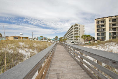 Fort Walton Beach Condo/Townhouse For Sale: 895 Santa Rosa Boulevard #UNIT 408