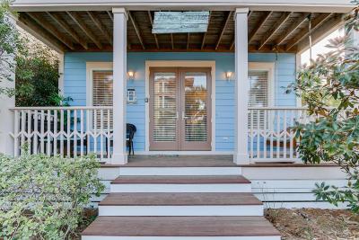 Panama City Beach Single Family Home For Sale: 85 W Seacrest Beach Boulevard