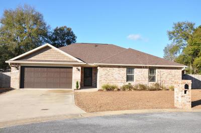 Crestview Single Family Home For Sale: 516 Grandridge Drive