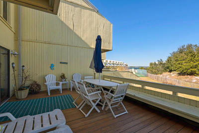 Navarre Condo/Townhouse For Sale: 8520 Gulf Boulevard # UT-3
