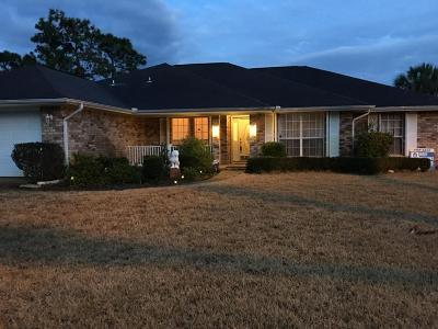 Navarre Single Family Home For Sale: 2314 Tally Lane