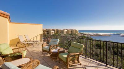 Santa Rosa Beach FL Condo/Townhouse For Sale: $1,695,000