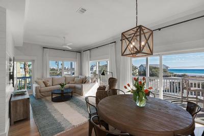 Santa Rosa Beach Single Family Home For Sale: 498 Eastern Lake Road