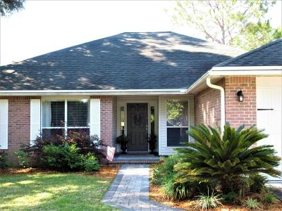Niceville Single Family Home For Sale: 4310 Hidden Lakes Drive