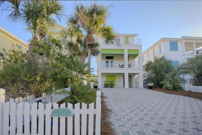 Destin Single Family Home For Sale: 67 Lands End Drive