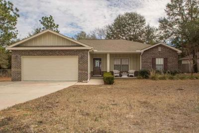 Crestview Single Family Home For Sale: 5983 Staff Road