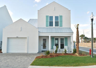Panama City Beach Single Family Home For Sale: 118 Sea Breeze Circle
