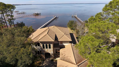 Destin Single Family Home For Sale: 4501 Sawgrass Way
