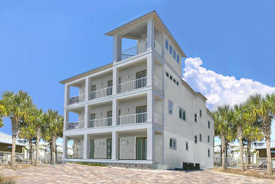 Miramar Beach Single Family Home For Sale: Lot21 Blk Overlook Circle