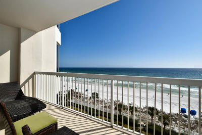 Destin Condo/Townhouse For Sale: 1050 E Highway 98 #UNIT 703