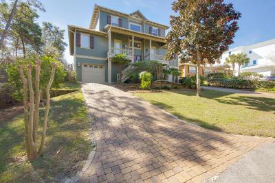 Santa Rosa Beach Single Family Home For Sale: 232 Birch Street