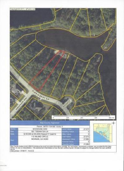 Panama City Residential Lots & Land For Sale: 921 Tidewater Lane