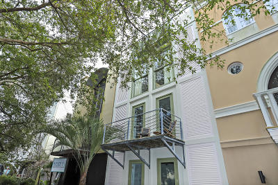 Seaside Condo/Townhouse For Sale: 207 Ruskin Place
