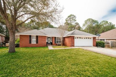 Destin Single Family Home For Sale: 4050 Lauren Court